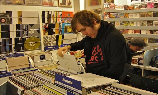 Deep Record Store / Photo credits: Deep Record Store