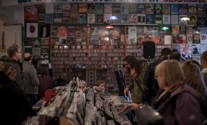 Lucky Records / Photo via The 405