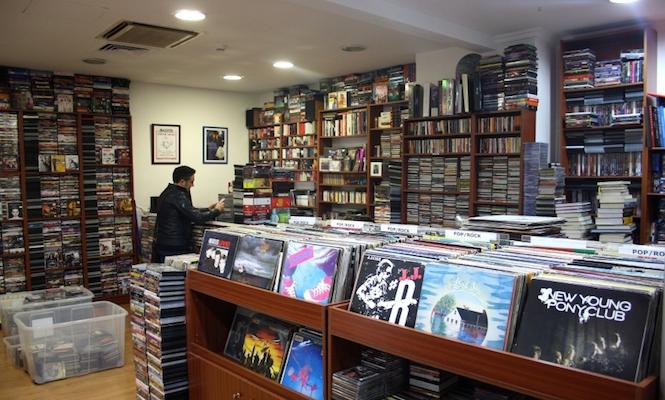 Mau Génio / Photo via lisbonrecordshops.com