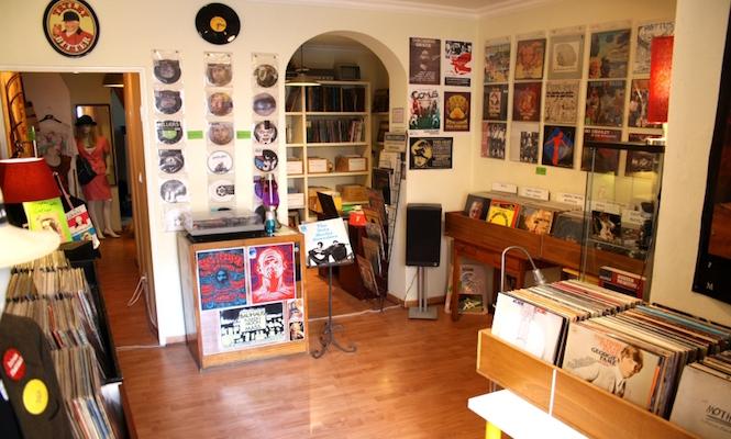 Twice Discos / Photo via lisbonrecordshops.com