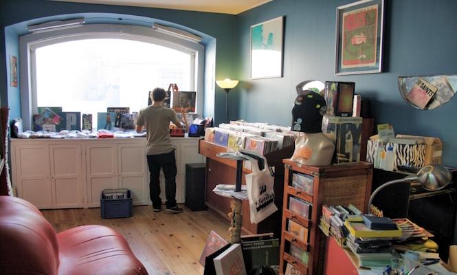 Vinil Experience /Photo via lisbonrecordshops.com