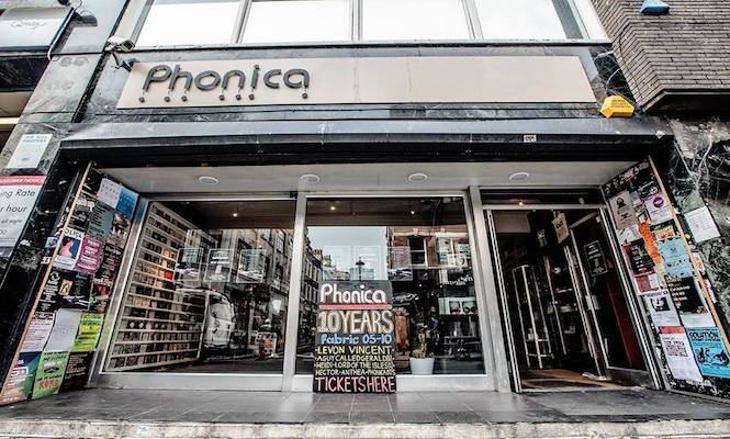 Phonica Records / Photo credits: Phonica Records