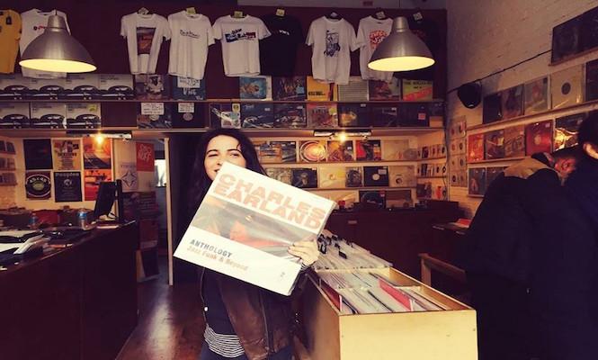 Love Vinyl /Photo via London Vinyl