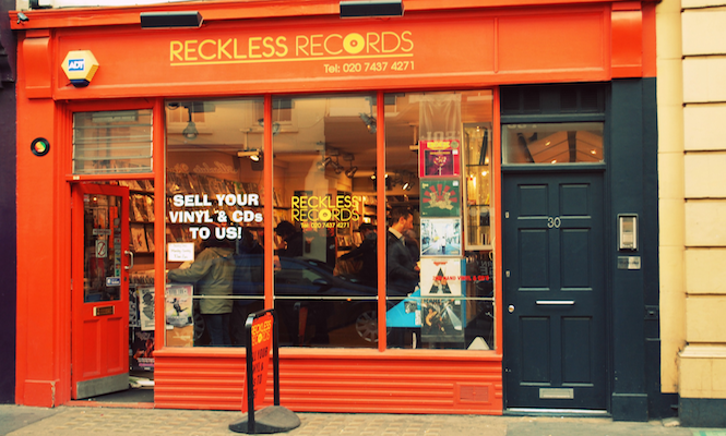 Reckless Records / Photo credits: Reckless Records