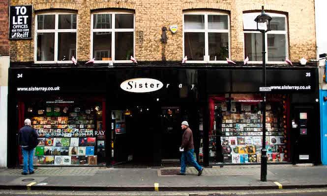 Sister Ray / Photo credits: Vinyl Hub