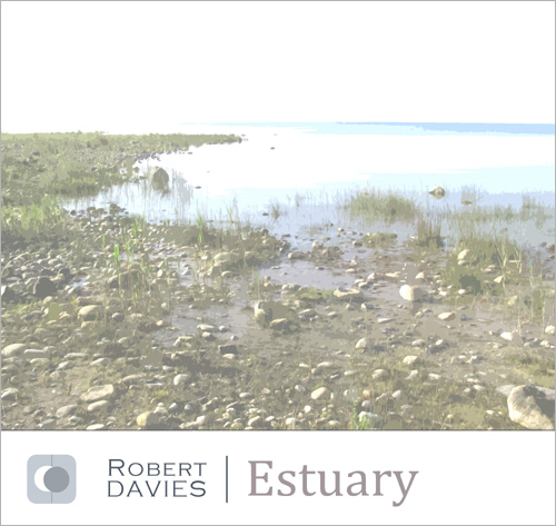 Robert Davies - Estuary - ometimes you don't feel like dealing with the World due to the daily drama and bullshit you face, but there's a great therapy: ambient music. Estuary is a wonderful and brilliant new release from the master of pastoral ambient. Each track is a 15 minute minimal ambient piece that situates the listener in intimate communion with nature,surrounded by the music of birds, insects and life sounds. Life can be beautiful.