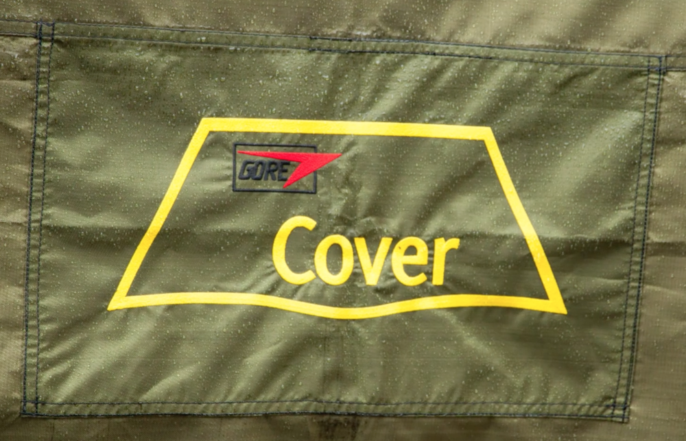 Gore Cover System Net Zero Waste