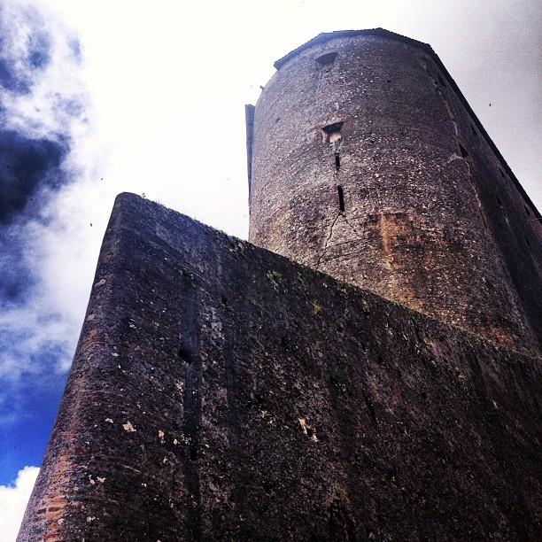 Pwent zepon #citadelle #laferriere #milot #defence #haiti #henrychristophe #tourism #architecture #ispan  (at Citadelle La Ferrière)