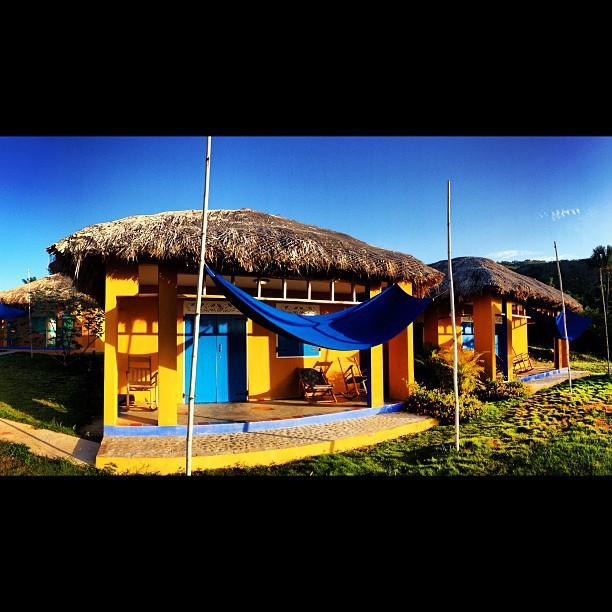 My room #InstaSize #hotel #haiti #haititourism #Jacmel #ayitise  (at La Colline Enchantee)