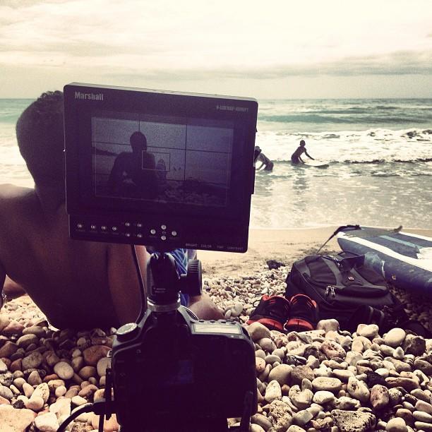 Surf scene at Cabic beach #ayitise #haiti #haititourism #graphcity #hrmarsan #filming #canon #dp #directorofphotography  (at Kabik)