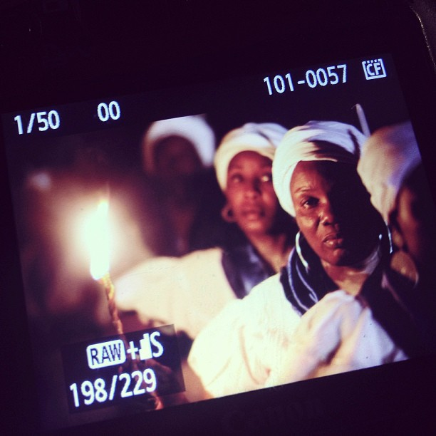 Best shot from last-night. #ayitise #voodoo #religion #okap #haiti #haititourism   (at Limonade)