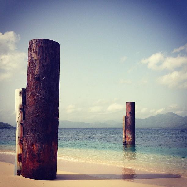 L'île Amiga #island #haiti #haititourism #landscape #beach #sea #sky #ayitise