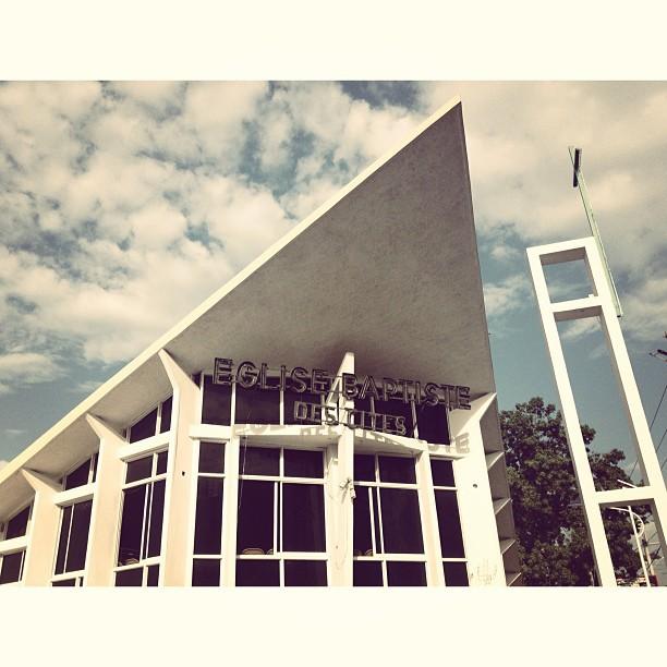 Eglise Baptiste des Cites #church #religion #architecture #haiti #HaitiTourism #wedding
