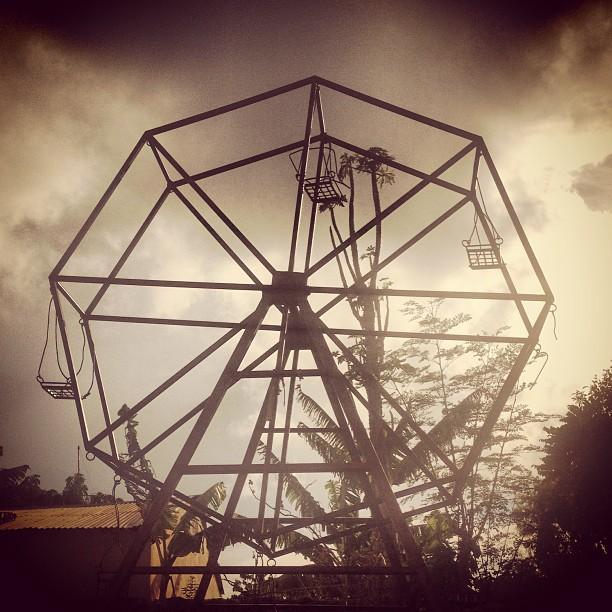 La Ronde #manejayisyen#ayisyenkapabfe #playgrounds #park #kids