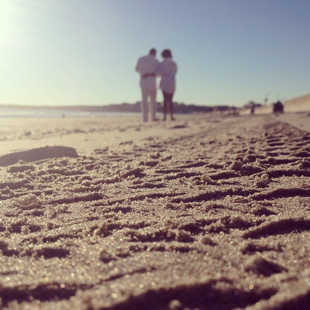 One path, same direction #love #engagement #photoshoot #photographer #wedding #Boston #Nantasket #beach