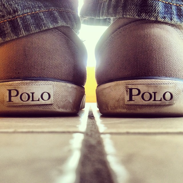Complicité #thepair #together #love #inspired #shoes #polo #fashion