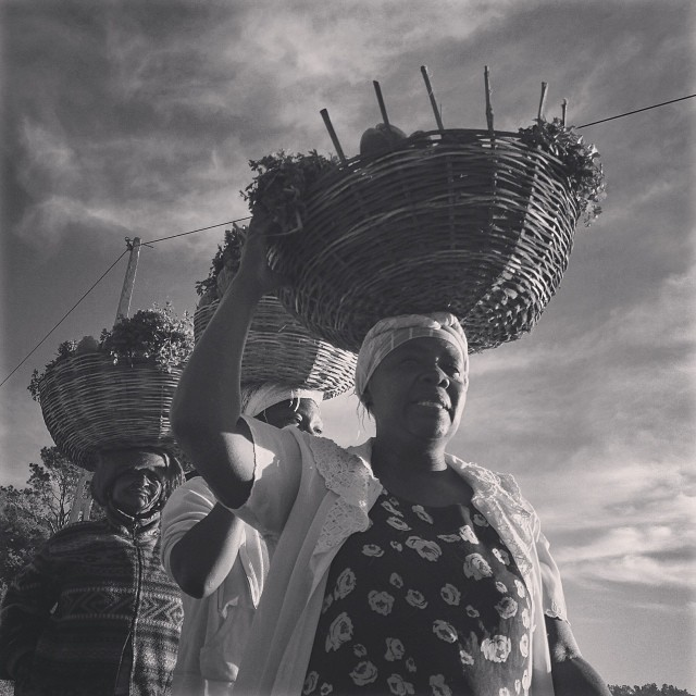 Les paniers de la vie #haiti #women #merchants #strong #haititourism #bnw #inspired #ayitise  (at Furcy)