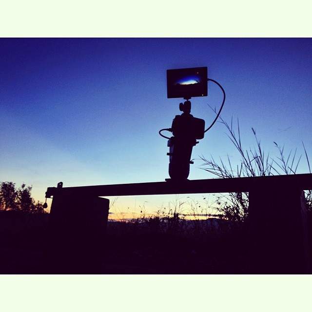 Sunrise shot #sunrise #early #morning #filming #commercials #digicel #canon #cooke #lens #graphcity #haiti #landscape (at Furcy)