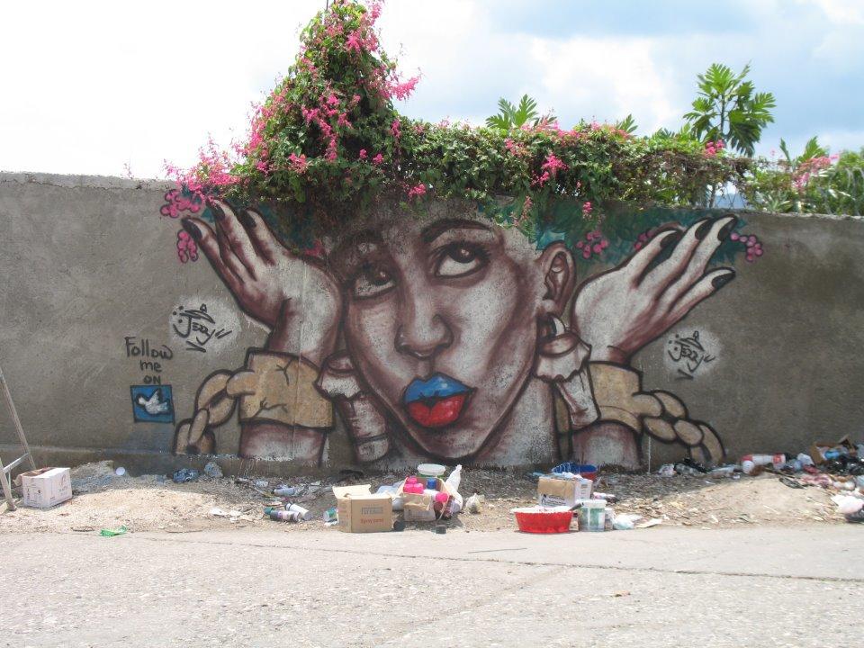 experiencehaiti :     By Haitian Artist  Jerry
