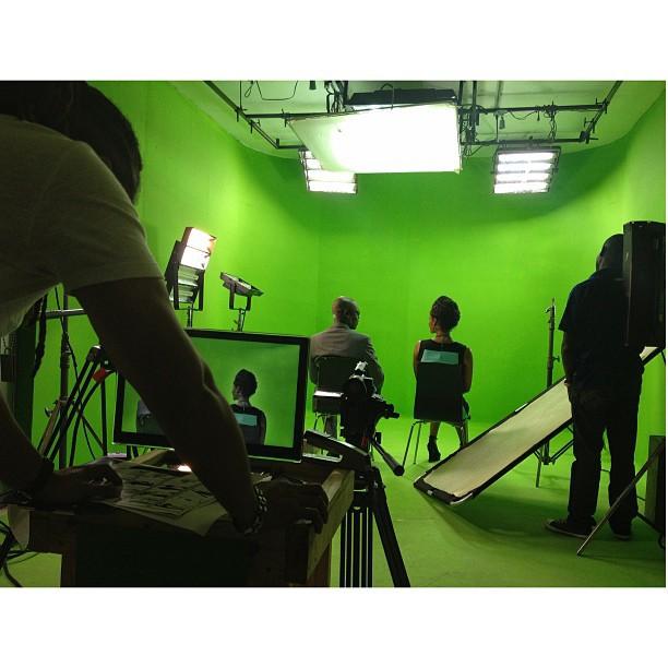 Car scene #filming #bluescreen #cg #vfx #graphcity #haiti #dp #cooke #lens #studio #InstaSize