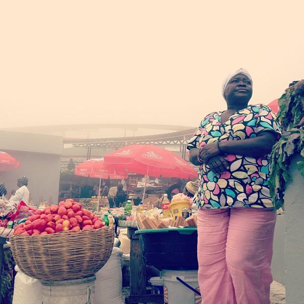 Machann tomat! #tomatoes #market #haiti