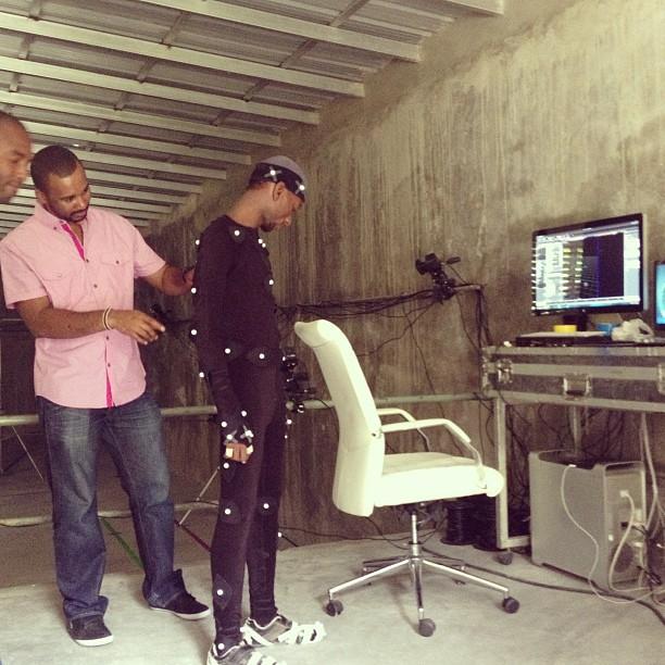 @graphcity @frantzalix @jp509 #mocap #model #3damination #3d #vfx #vicon