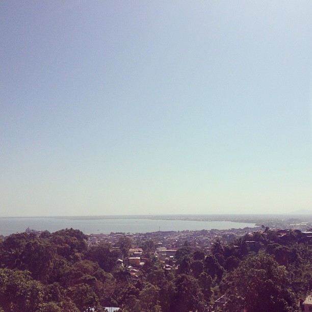 My last view of #okap