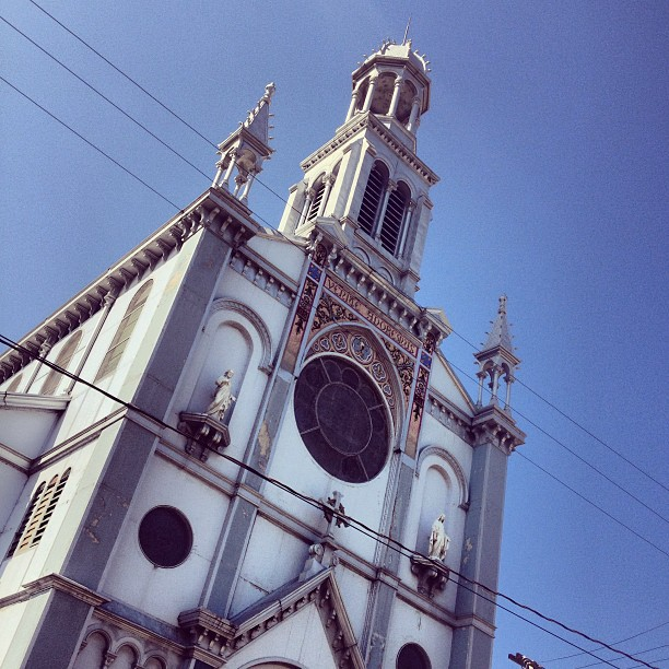 Eglise #SLG #Port-au-Prince    #architecture #church