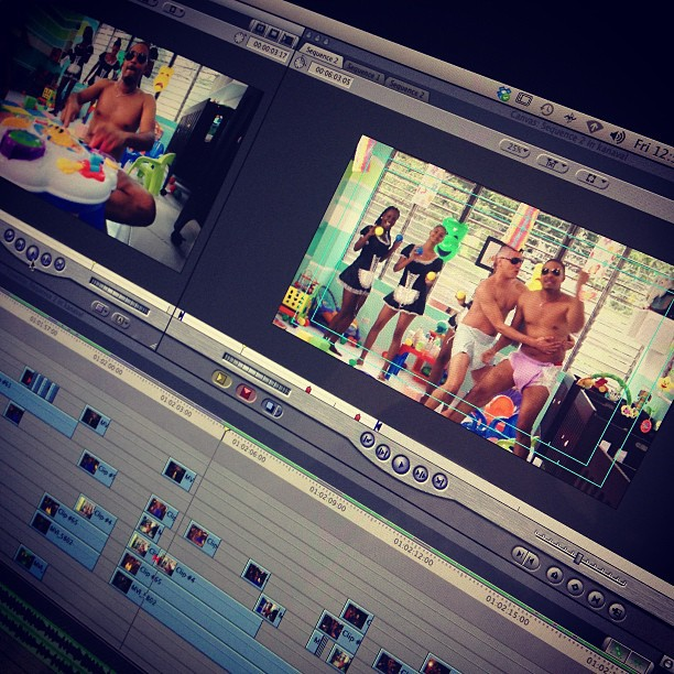 Men Bebi #kanaval2013 #kreyolla #editing #editingdone #finalcutpro #videography