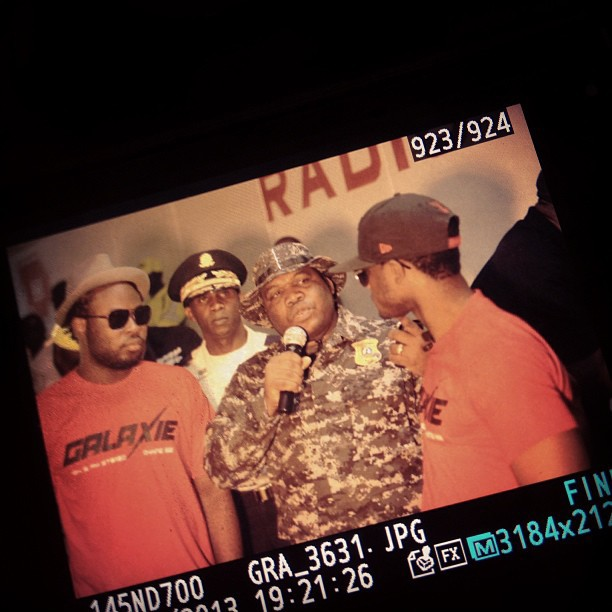 DG Sonson #dgpnh #pnh #interview #kanaval2013 #radiogalaxie
