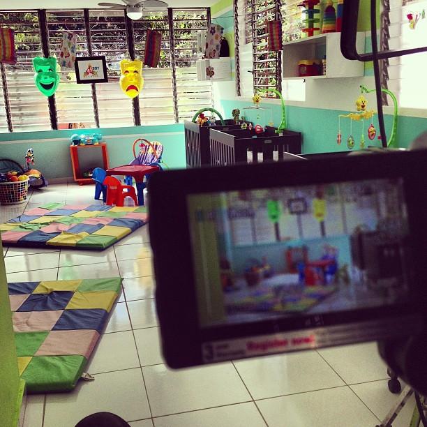Shooting @abbybaby #kanaval2013 #graphcity #DP #videography