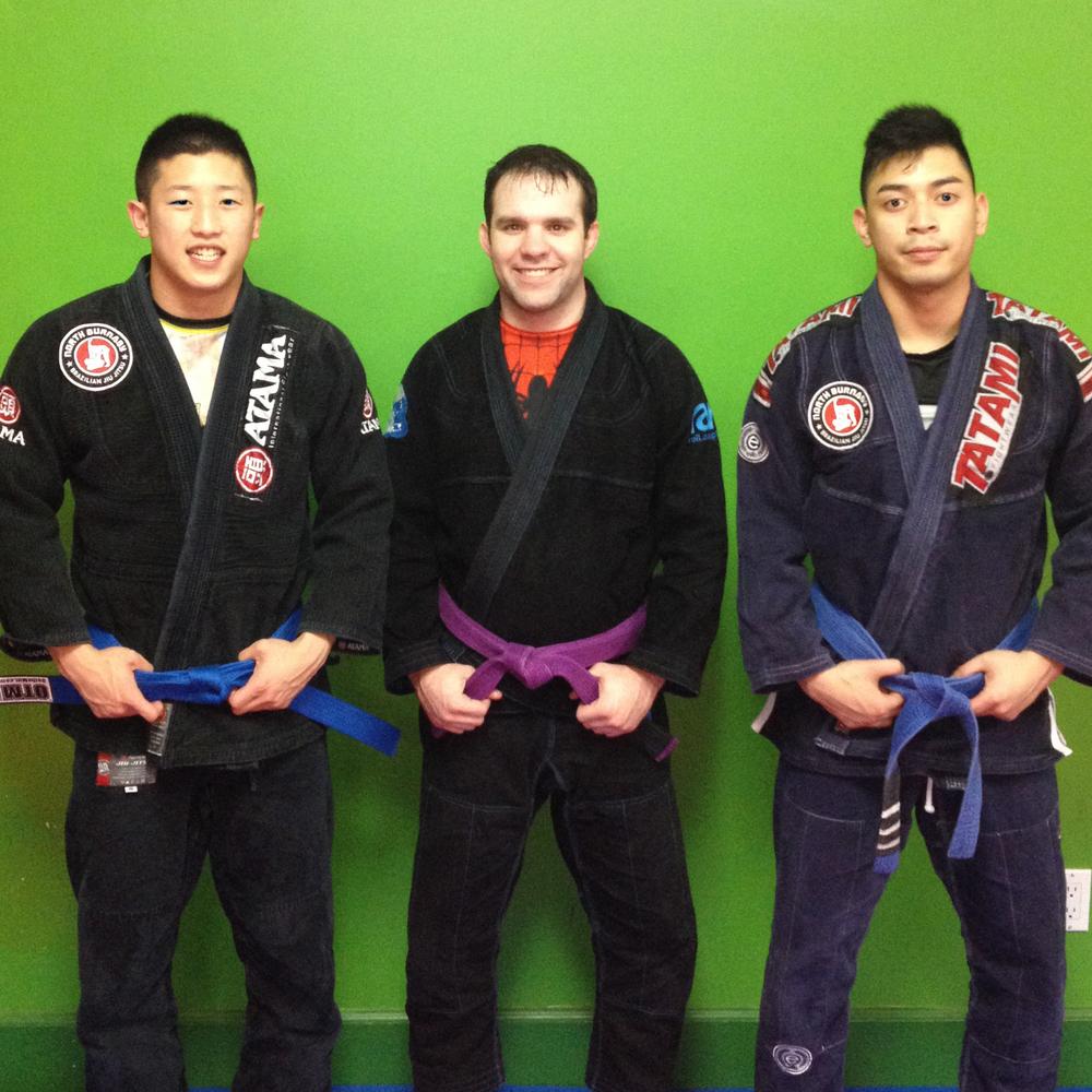 Brandon Ngai, Jordan Galaugher, Phillip Ta