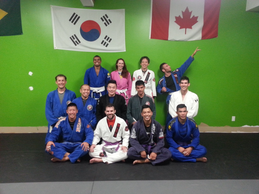 Team North Burnaby BJJ