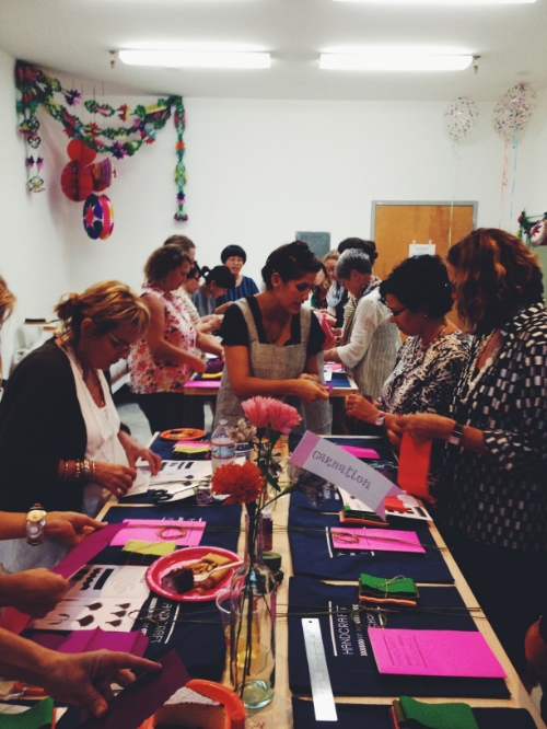 Handcraft Studio School Fundraiser