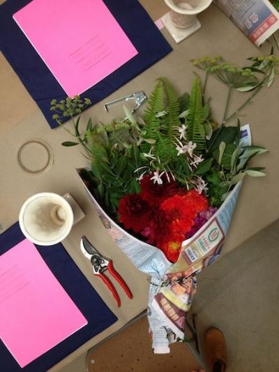 Branches and Blooms Handcraft Studio School 2