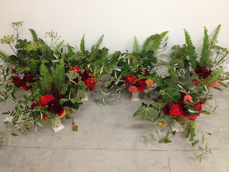 Handcraft Studio School Branches and Blooms Finished Class Bouquets