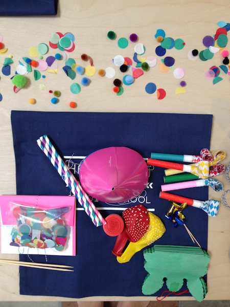 Party in a Box Handcraft Studio School Supplies
