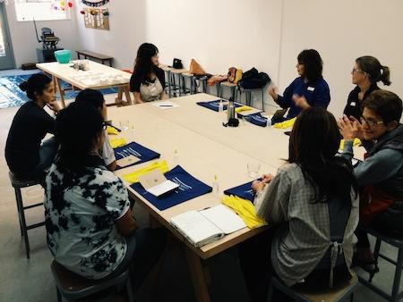 Kathryn Davey Lecture Handcraft Studio School