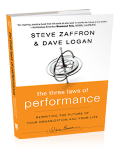 3 laws of performance