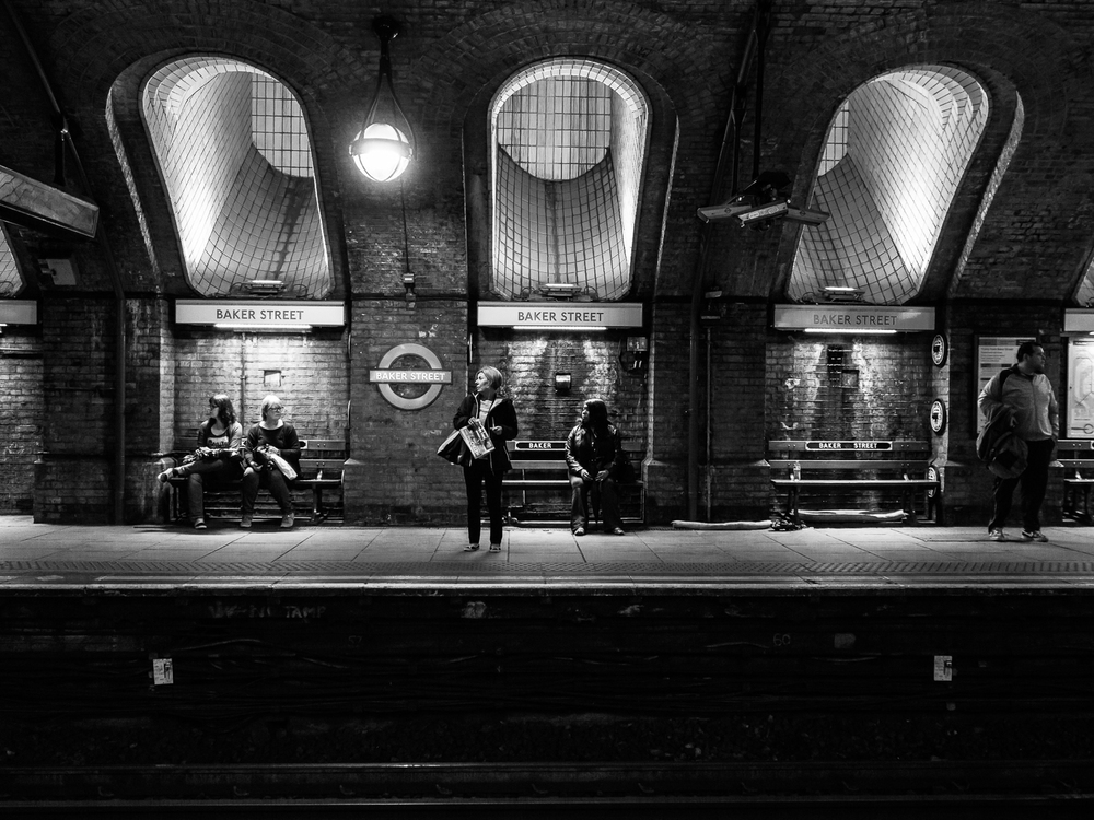 London 2014 - Baker Street