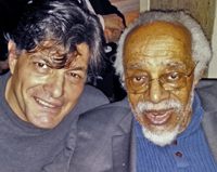 Isaac Raz and Dr. Barry Harris