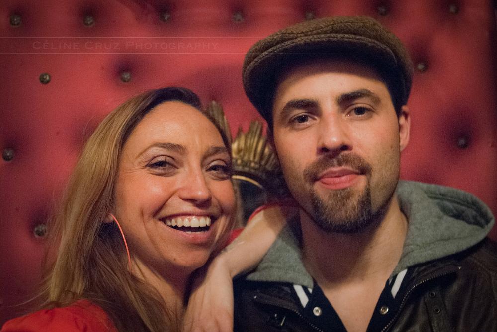 Jeannette Dalia Curta & Mic Donet
