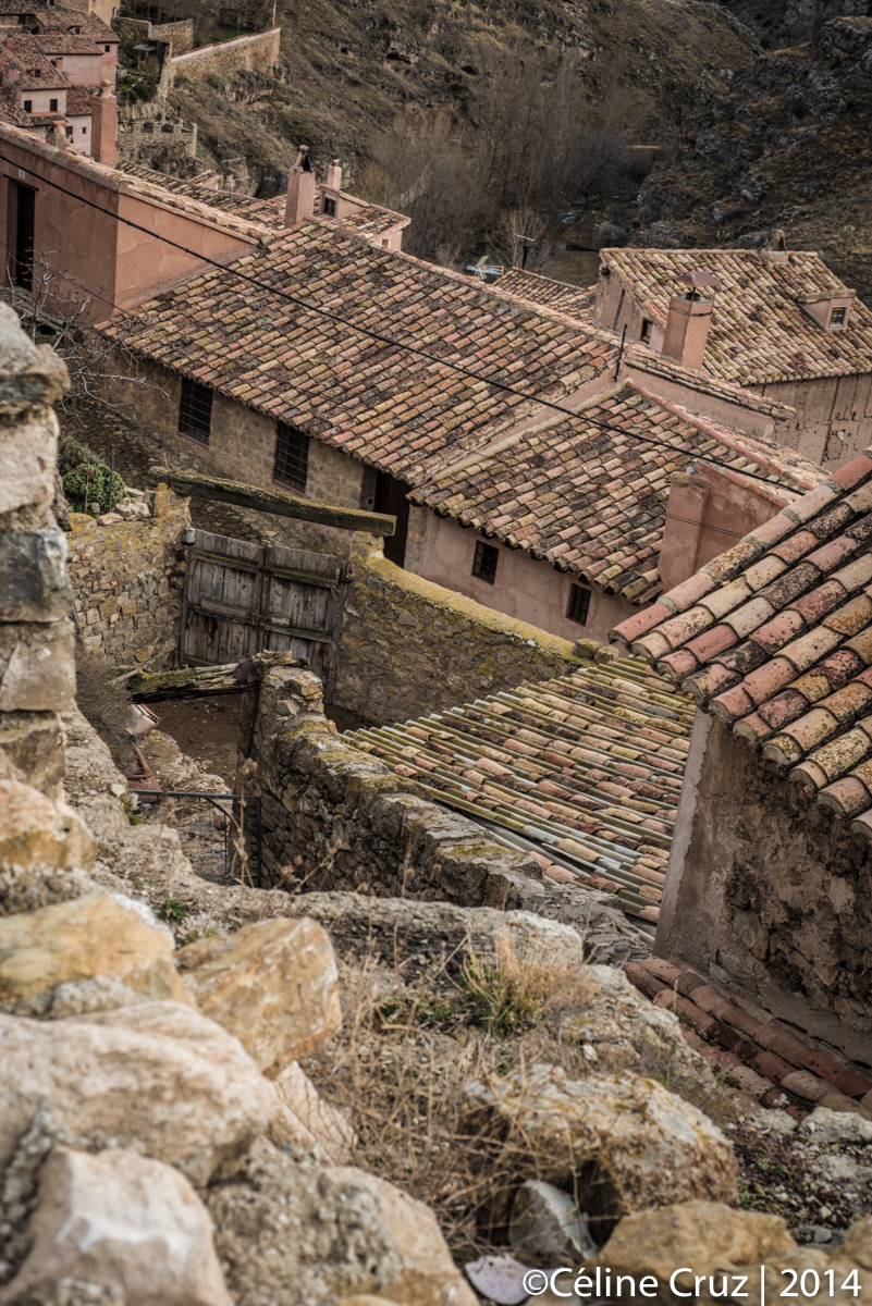 Roofs of Albarracin