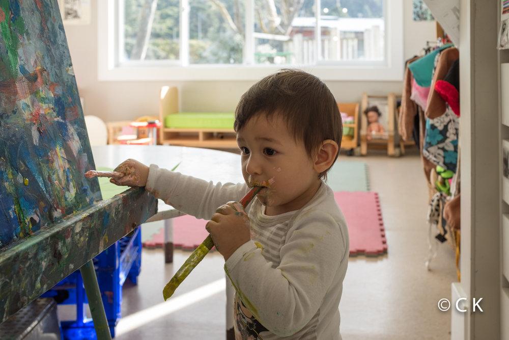 11 mois - Aujourd'hui je suis plus inspiré par la peinture sur le chevalet