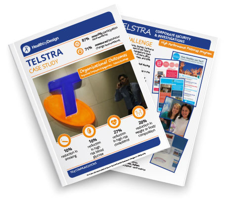 Telstra case study