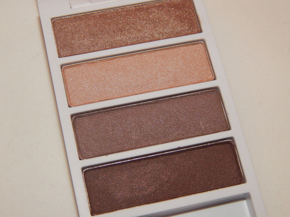 Neutrogena Nourishing Long Wear Eye Shadow Quad in Cocoa Mauve