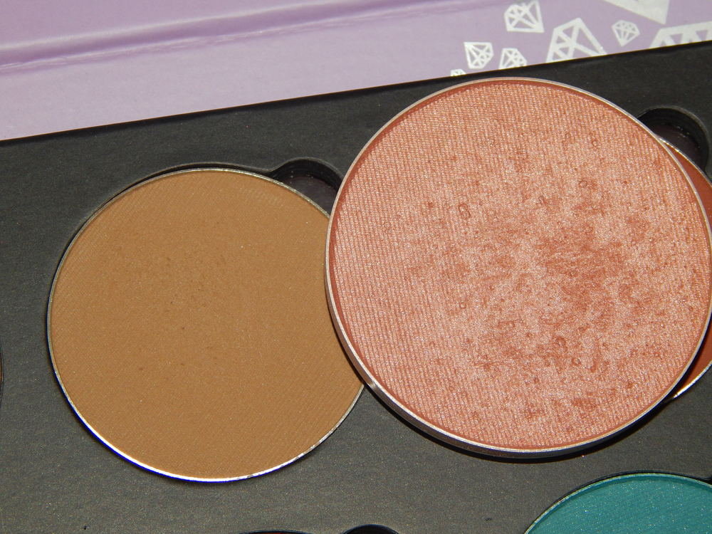 Compared to a MAC Blush