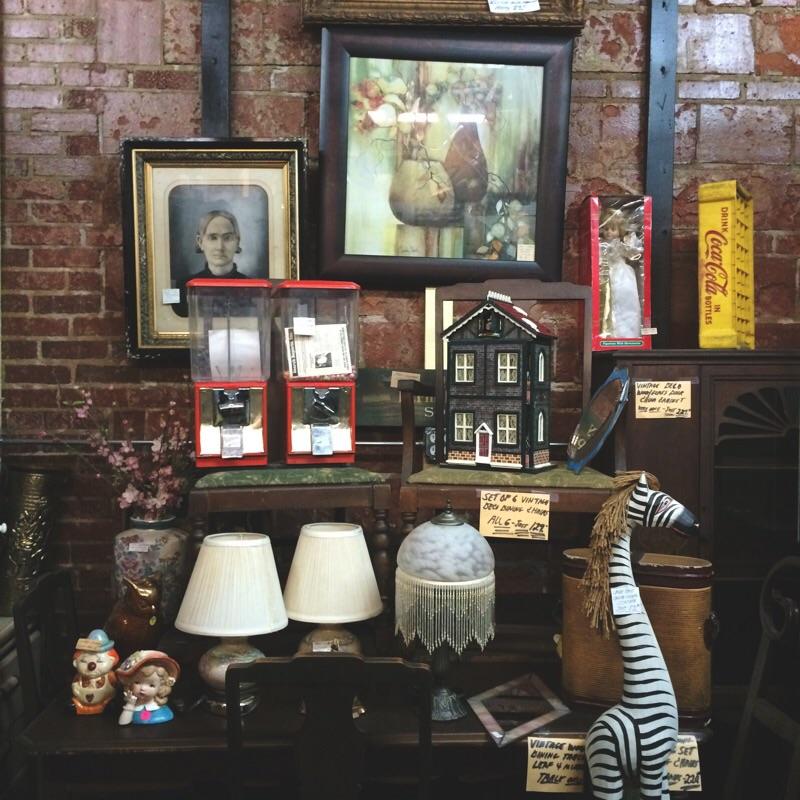 Clark's Antiques, Imports & Stuff