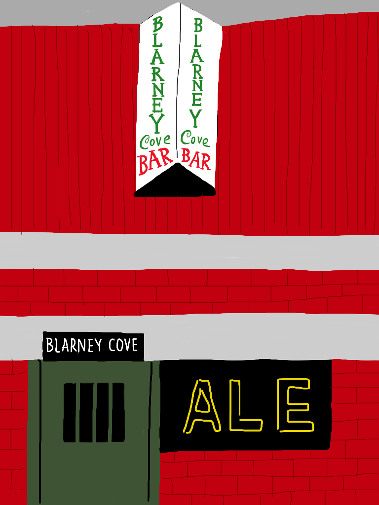 R.I.P. Blarney Cove -digital
