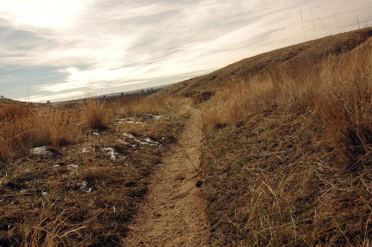 20 December 2017 - The Trail Ahead — Maria G  Essig, photographer